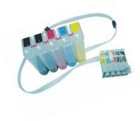 СНПЧ CISS Epson C110  (СНПЧ Т0921-Т0924)