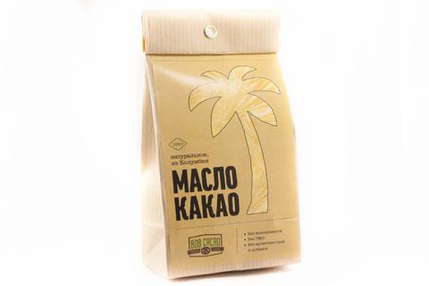 Масло какао BobCacao 100гр
