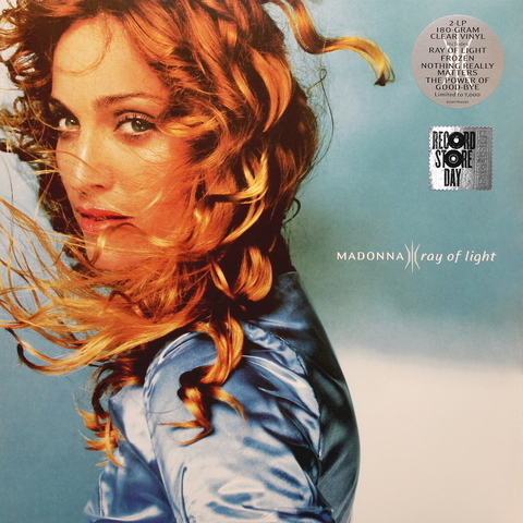 Madonna / Ray Of Light (Clear Vinyl)(2LP)