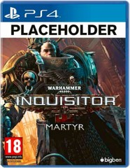 Sony PS4 Warhammer 40,000: Inquisitor – Martyr. Standard Edition (русская версия)