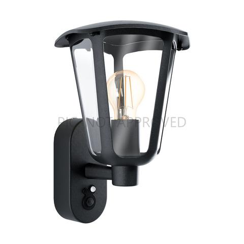 Уличный светильник с камерой Eglo MONTEVECCHIO-HD 98029