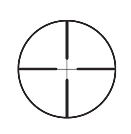 ПРИЦЕЛ LEUPOLD VX-3I 1.5-5X20, БЕЗ ПОДСВЕТКИ, DUPLEX, 26ММ, МАТОВЫЙ, 264Г