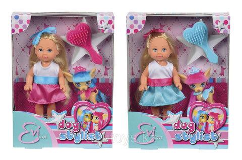 Gəlincik Evi dəbli köpək ilə 5730944  - Кукла