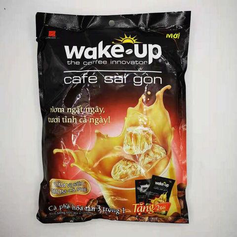 Растворимый кофе 3в1 Vinacafe. 24 пакетика.