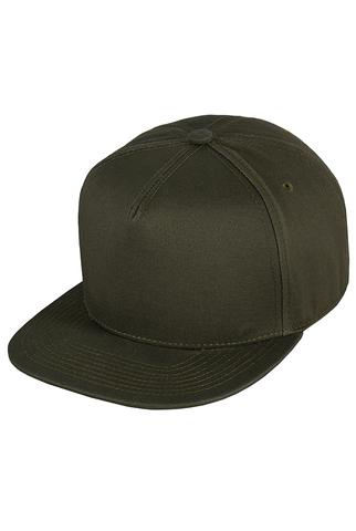 оливковая кепка