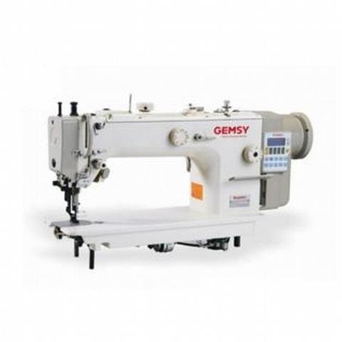 Одноигольная швейная машина челночного стежка Gemsy GEM 0611 E3-AK | Soliy.com.ua