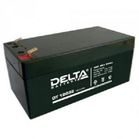 DT 12032 аккумулятор 12В/3,3Ач Delta