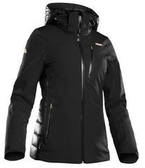 Горнолыжная куртка женская  8848 Altitude Pebble (black)