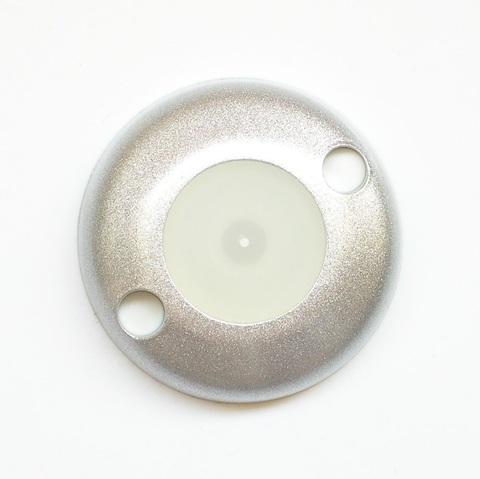 ГЕРЧ-ZN Сенсорная кнопка выхода двухпроводная цвет (серебро) Артсистемы