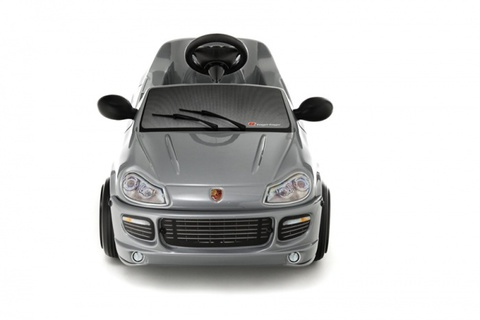 Детский электромобиль Toys Toys Porsche Cayenne
