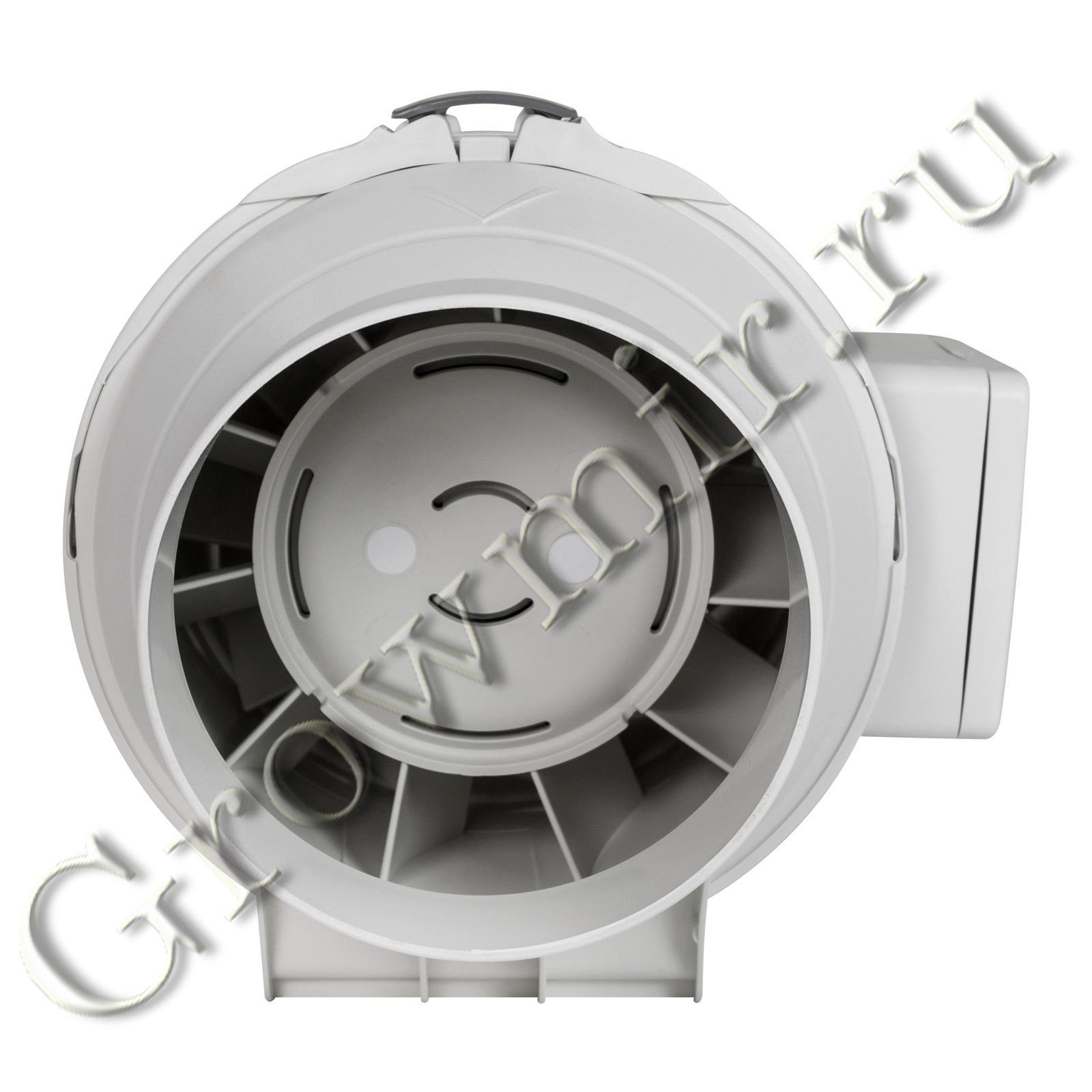 MIXVENT (Soler & Palau) Вентилятор канальный TD 350/125