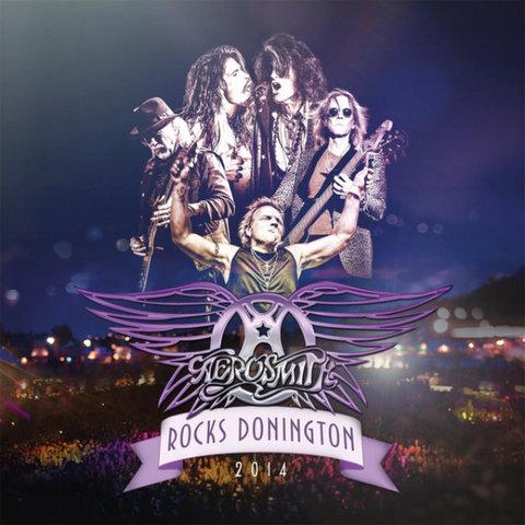 Aerosmith / Rocks Donington 2014 (3LP+DVD)