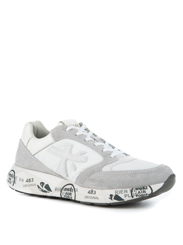 Комбинированные кроссовки Premiata Zac-Zac 3060