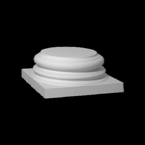 База (колонна) Европласт из полиуретана 4.43.202, интернет магазин Волео