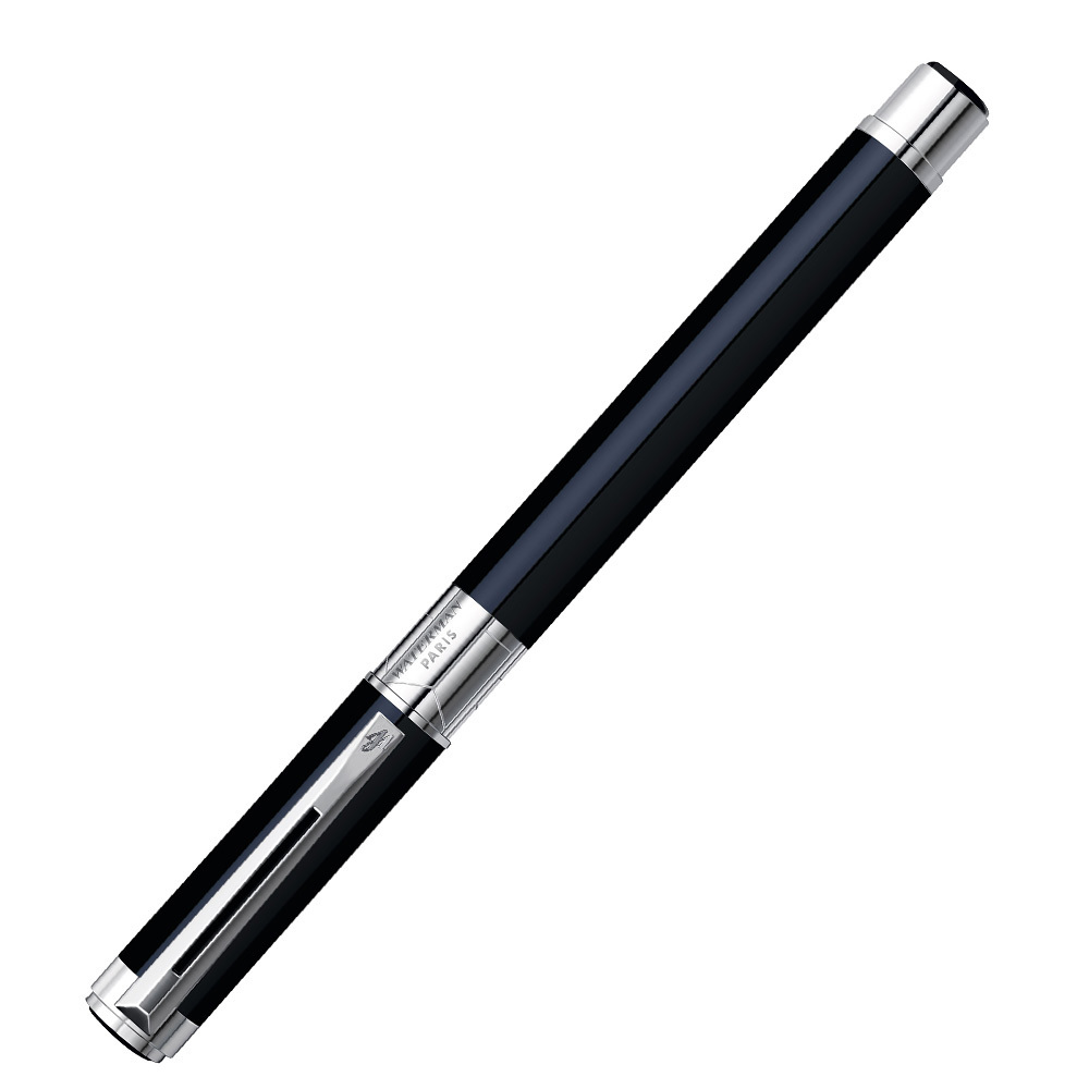 Waterman Perspective - Black CT, перьевая ручка, F