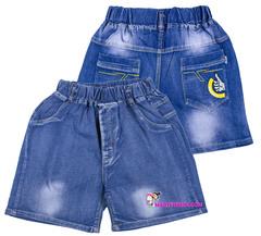 498 шорты джинсовые