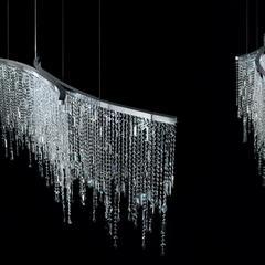 Italamp 2305 S Led CSP-C Spectra_Crystal — Потолочный подвесной светильник WHY