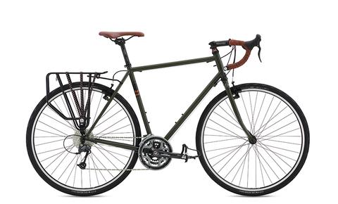 Велосипед Fuji Touring Elios 2 (2016) купить в магазине ябегу.рф