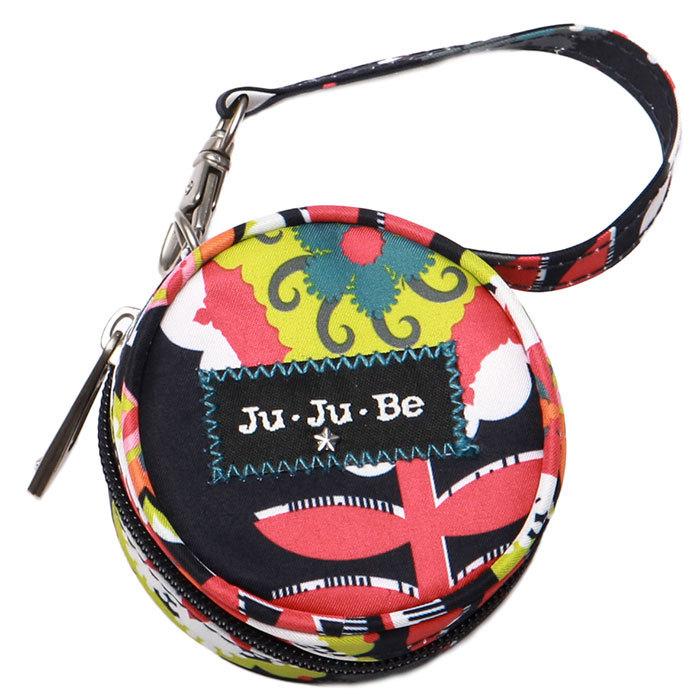 #Сумочка для пустышек Ju-Ju-Be Paci Pod Dancing Dahlias