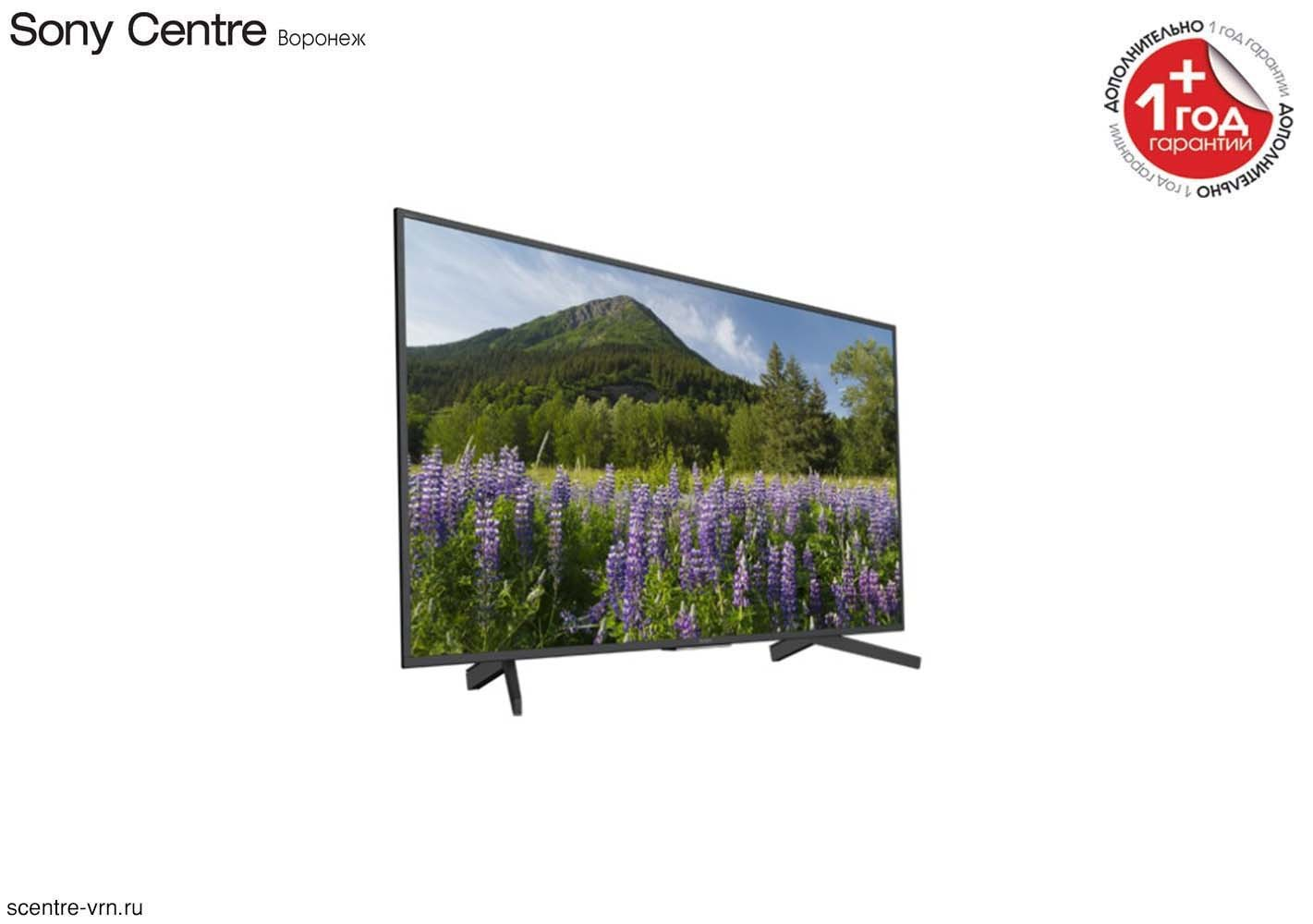 Телевизор Sony Bravia KD-49XF7096