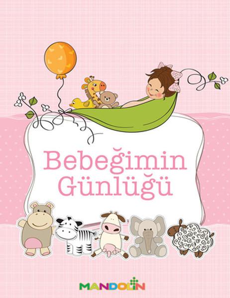 Kitab Bebeğimin Günlüğü - kız | Mandolin