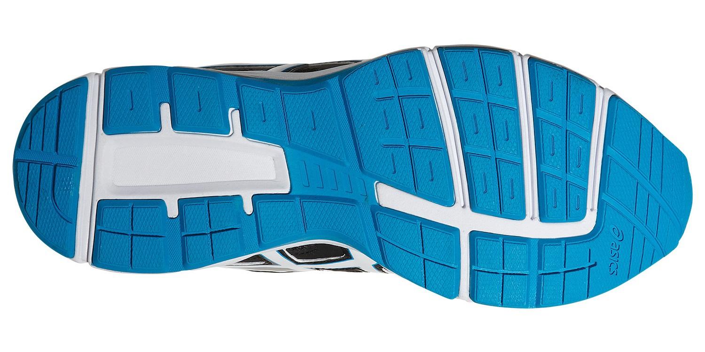 Детские кроссовки для бега Asics Gel-Galaxy 8 GS (C520Q 9001) черные фото