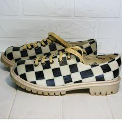 Модные женские туфли Goby TMK6506