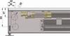 Внутрипольный конвектор COIL-KT0 1750