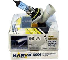 Галогенные лампы Narva HB3 Range Power White (4100K) (2шт.)