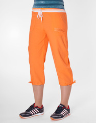 Ш17-16 шорты женские, оранжевые