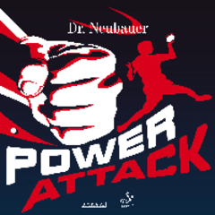 Анти-спин накладка DR. NEUBAUER Power Attack