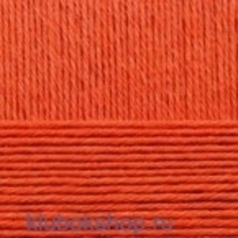 Пряжа Элегантная (Пехорка) 343 Светлая рябина - купить в интернет-магазине недорого klubokshop.ru