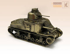 Танк M3 Lee (масштабная модель)