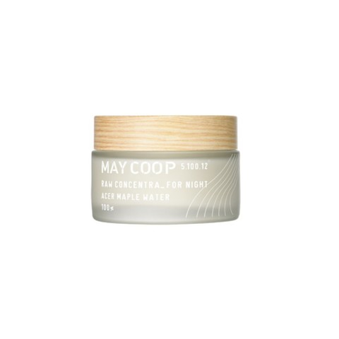 Ночной крем Raw Concentra for Night MAY COOP