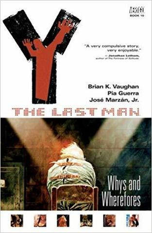 Y: the last man. Vol. 10