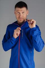 Беговая куртка с капюшоном Nordski Run Vasilek