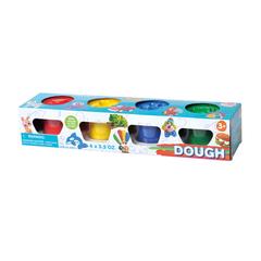 Playgo Набор пластилина (4 цвета) (Play 8603)