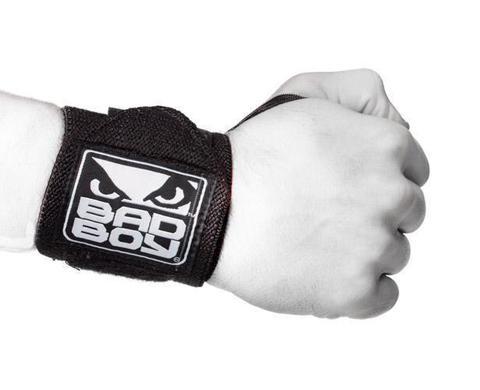 Ремень для поддержки запястья Bad Boy Wrist Supports with Thumb Grip&