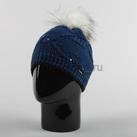 шапка Eisbar mercy fur crystal