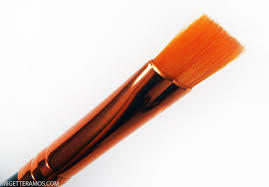 Кисть для теней и растушевки SMUDGE BRUSH