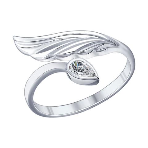 Кольцо из серебра арт.94011889 от SOKOLOV