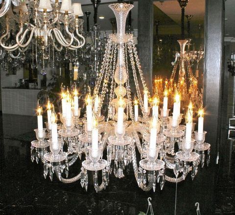 murano chandelier  SYLCOM 11-07  by Arlecchino Arts ( HK)