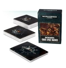 Datacards: Chaos Space Marines 8ed
