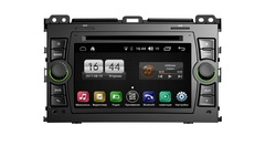Штатная магнитола FarCar s170 для Toyota Prado 02-09 на Android (L456)