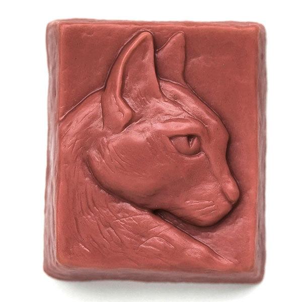 Форма для изготовления мыла Кошка