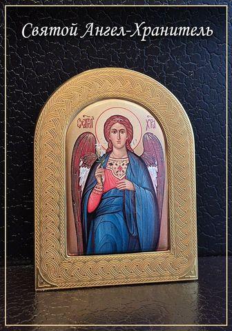 Икона Ангел Хранитель (Златоуст) средняя