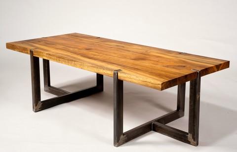 replica table  LOFTER TRAP  ( by Steel Art )