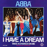 ABBA / I Have A Dream + Take A Chance On Me (Live Version) (7' Vinyl Single)