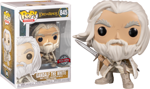 Gandalf the White Funko Pop! Vinyl Figure || Гэндальф Белый