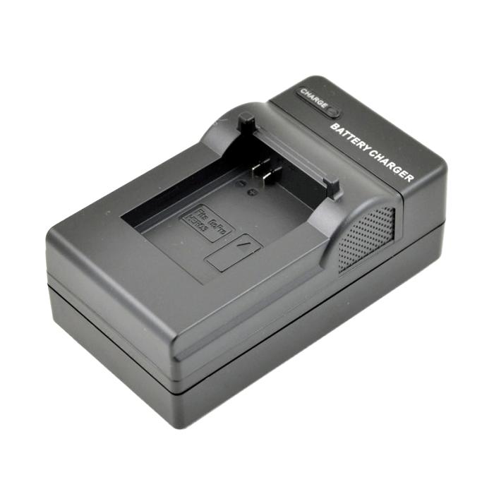 FUJIMI AHDBT-201/301 (GoPro3/3+) Зарядное устройство с автомобильным кабелем